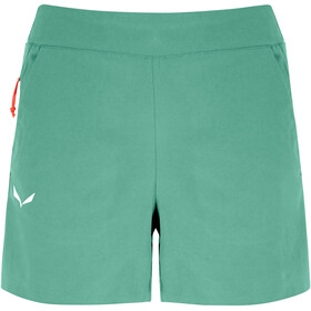 SALEWA Lavaredo Durastretch Shorts Damer, grøn